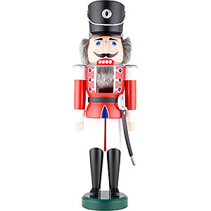 Nutcrackers Soldiers Nutcracker - Hussar Red - 60 cm / 24 inch