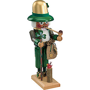 Nutcrackers Hobbies Nutcracker - Irish St. Patrick - 40 cm / 16 inch