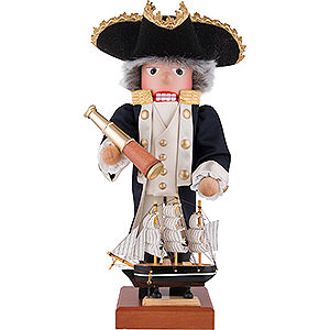 Nutcrackers Famous Persons Nutcracker James Cook - 45 cm / 17.7 inch