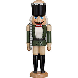 Nutcrackers Kings Nutcracker - King - Ash - Green - 38 cm / 15 inch