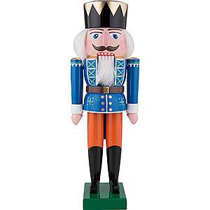 Nutcrackers Kings Nutcracker - King Blue - 36 cm / 14 inch