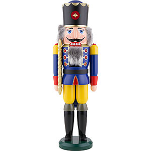Nutcrackers Kings Nutcracker - King Blue - 50 cm / 20 inch