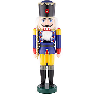 Nutcrackers Kings Nutcracker - King Blue - 60 cm / 24 inch