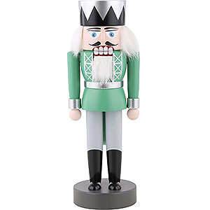 Nutcrackers Kings Nutcracker - King Green - 25 cm / 9.8 inch