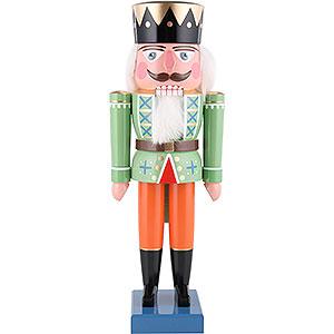 Nutcrackers Kings Nutcracker - King Green - 35 cm / 13.8 inch