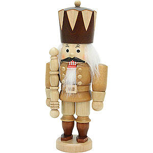 Nutcrackers Kings Nutcracker - King Natural - 17,5 cm / 6.9 inch