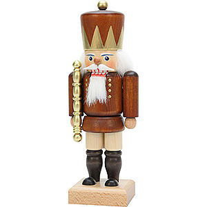 Nutcrackers Kings Nutcracker - King Natural - 25 cm / 9.8 inch
