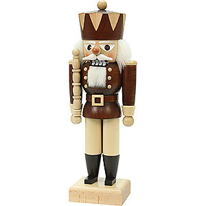 Nutcrackers Kings Nutcracker - King Natural Colors - 26,5 cm / 10 inch