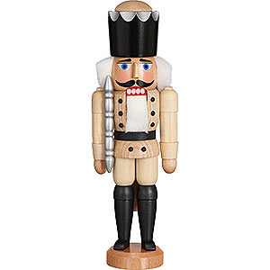 Nutcrackers Kings Nutcracker - King Natural Colors - 29 cm / 11 inch