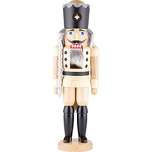 Nutcrackers Kings Nutcracker - King Natural Colors - 50 cm / 20 inch