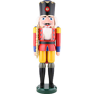 Nutcrackers Kings Nutcracker - King Red - 100 cm / 39 inch