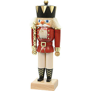 Nutcrackers Kings Nutcracker - King Red - 27,5 cm / 11 inch