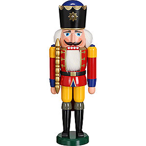 Nutcrackers Kings Nutcracker - King Red - 38 cm / 15 inch