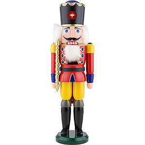 Nutcrackers Kings Nutcracker - King Red - 50 cm / 20 inch