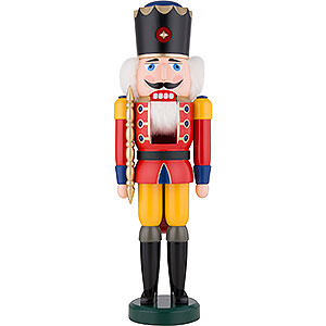 Nutcrackers Kings Nutcracker - King Red - 60 cm / 24 inch