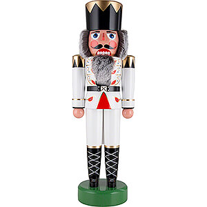 Nutcrackers Kings Nutcracker - King White - 75 cm / 29.5 inch