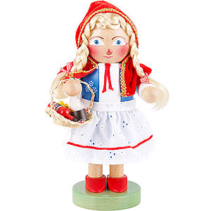 Nutcrackers Famous Persons Nutcracker - Litte Red Riding Hood - 30 cm / 11,5 inch