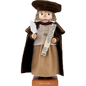 Nutcrackers Famous Persons Nutcracker - Martin Luther - 44,5 cm / 17.5 inch