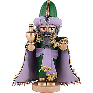 Nutcrackers Famous Persons Nutcracker - Melchior - 30 cm / 11.5 inch - Limited Edition