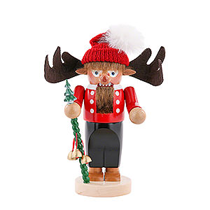 Nutcrackers Animals Nutcracker - Moose - 30 cm / 11,5 inch