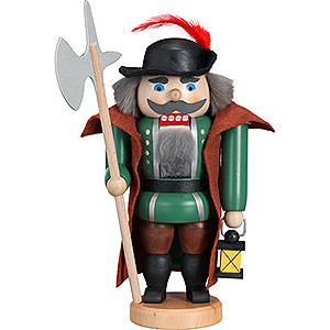 Nutcrackers Professions Nutcracker - Night Watch Man - 21 cm / 8.1 inch