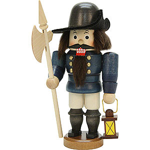 Nutcrackers Professions Nutcracker - Night Watch Man Glazed - 15,5 cm / 6 inch