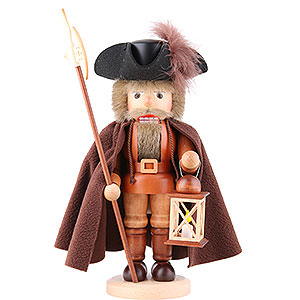 Nutcrackers Professions Nutcracker - Nightwatchman Natural Colors - 41,5 cm / 16 inch