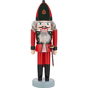 Nutcrackers Soldiers Nutcracker - Officer Saxony - 30 cm / 12 inch