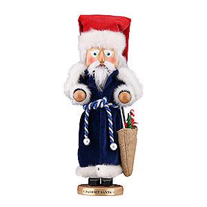 Nutcrackers Famous Persons Nutcracker - Patriot Santa - Limited Edition - 47,5 cm / 18,7 inch