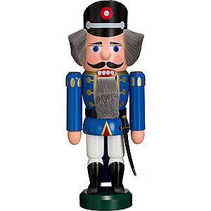 Nutcrackers Professions Nutcracker - Policeman Blue - 27 cm / 11 inch