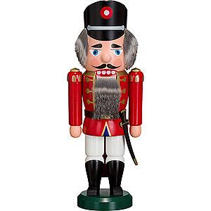 Nutcrackers Professions Nutcracker - Policeman Red - 35 cm / 14 inch
