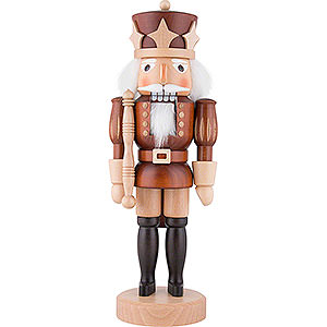 Nutcrackers Misc. Nutcrackers Nutcracker - Prince Natural Colors - 38,5 cm / 15 inch
