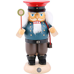 Nutcrackers Professions Nutcracker - Railroadman - 23 cm / 9 inch