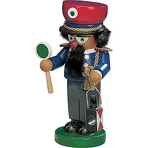Nutcrackers Professions Nutcracker - Railroadman - 30 cm / 11,5 inch