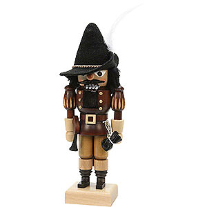 Nutcrackers Misc. Nutcrackers Nutcracker - Robber Natural Colors - 27 cm / 10 inch