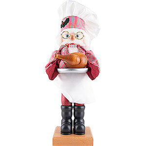 Nutcrackers Professions Nutcracker - Santa Chef - 45,5 cm / 17.9 inch