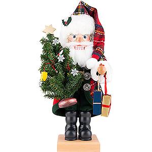 Nutcrackers Santa Claus Nutcracker - Santa Claus Chequers - 49 cm / 19.3 inch
