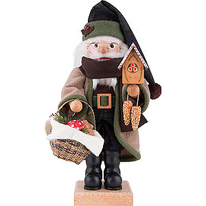 Nutcrackers Santa Claus Nutcracker Santa Claus Forest Friend - 48,5 cm / 19.1 inch