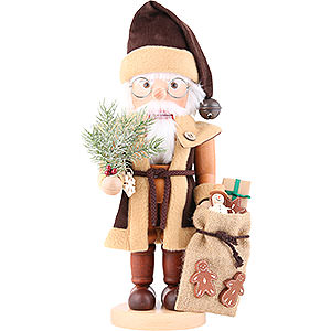 Nutcrackers Santa Claus Nutcracker - Santa Claus Natural - 40,0 cm / 15.7 inch