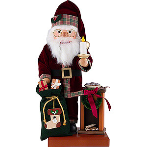 Nutcrackers Santa Claus Nutcracker - Santa Claus at the Fireside - 49 cm / 19.3 inch
