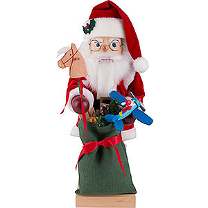 Nutcrackers Santa Claus Nutcracker - Santa Claus with Toys - 47 cm / 19 inch