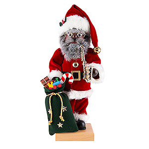 Nutcrackers Santa Claus Nutcracker - Santa Jazz - 48,5 cm / 19.1 inch