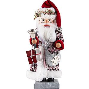 Nutcrackers Santa Claus Nutcracker - Santa Shiny - 48,5 cm / 19.1 inch