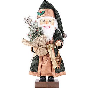 Nutcrackers Santa Claus Nutcracker - Santa with Fir Tree - Limited Edition - 48,5 cm / 19.1 inch