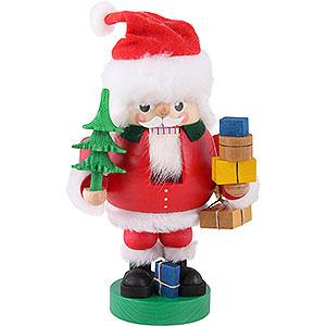 Nutcrackers Santa Claus Nutcracker - Santa with Presents - 19 cm / 7 inch