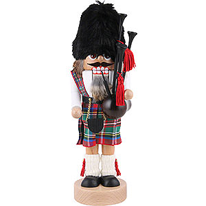 Nutcrackers Hobbies Nutcracker - Scotsman - 30 cm / 11.8 inch
