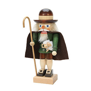 Nutcrackers Professions Nutcracker - Shepherd - 26 cm / 10 inch
