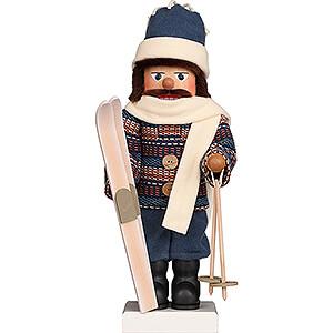 Nutcrackers Hobbies Nutcracker - Skier - 47 cm / 18.5 inch