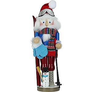 Nutcrackers Santa Claus Nutcracker - Skier Santa - 46 cm / 18.1 inch