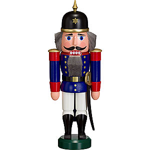 Nutcrackers Soldiers Nutcracker - Soldier Blue - 27 cm / 11 inch